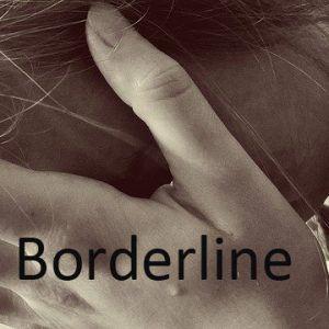 Borderline mit Titel