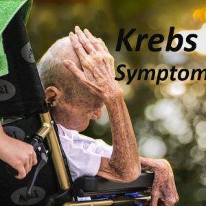 Krebs Symptome