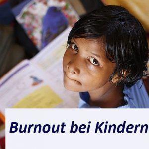 Burnout bei Kindern