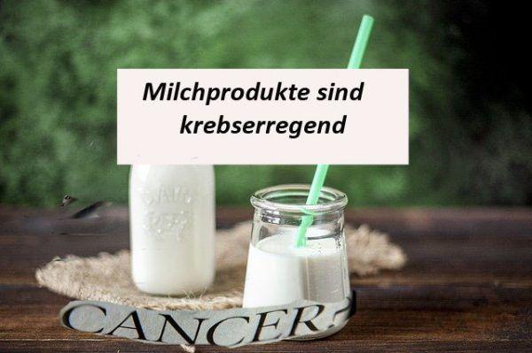 Milch, Krebs, Cancer Kopie